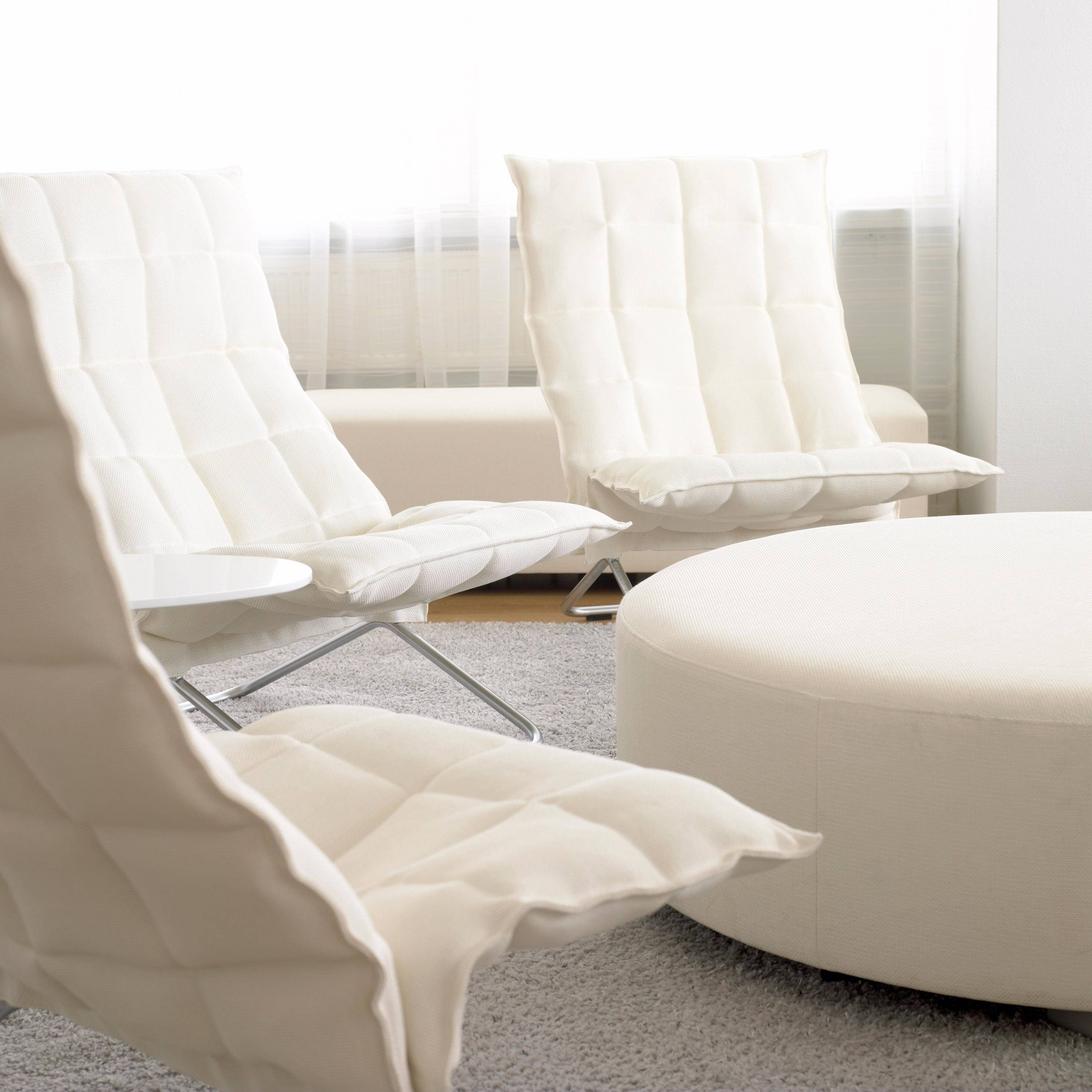 K Chair | Narrow | Swivel - Armchairs From Woodnotes | Architonic in Narrow Armchairs (Image 16 of 30)