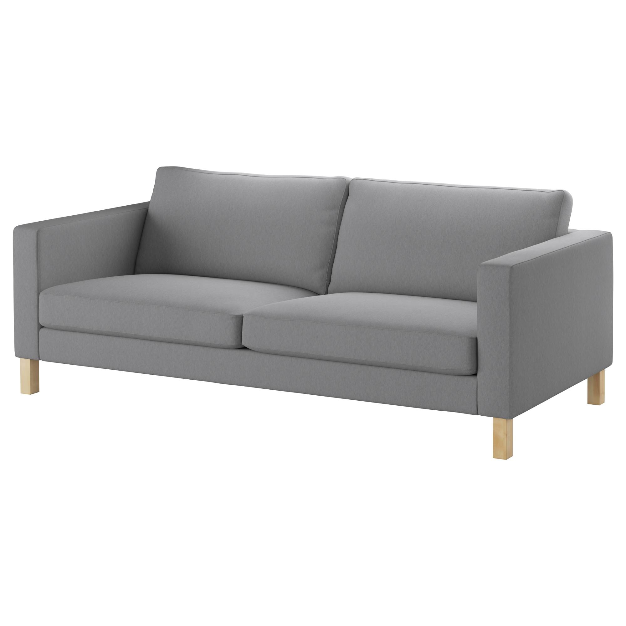 Karlstad Sofa - Ikea inside Sofa With Removable Cover (Image 16 of 30)