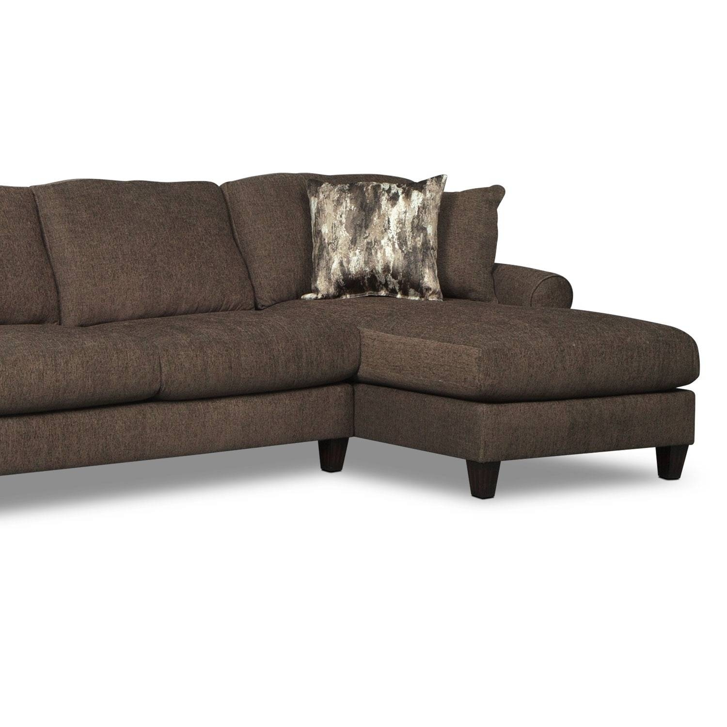 Karma 3-Piece Sectional With Right-Facing Chaise And Left-Facing within Sectional Sofa With Cuddler Chaise (Image 10 of 25)