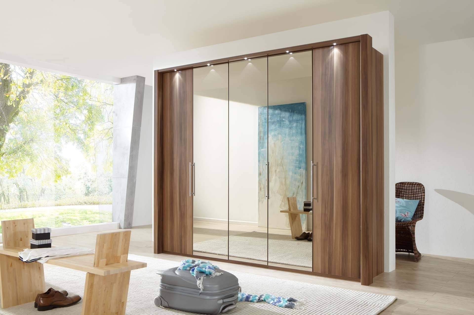 Kensington 5 Door Wardrobe | Crendon Beds & Furniturecrendon Beds Throughout 5 Door Wardrobes (View 5 of 15)