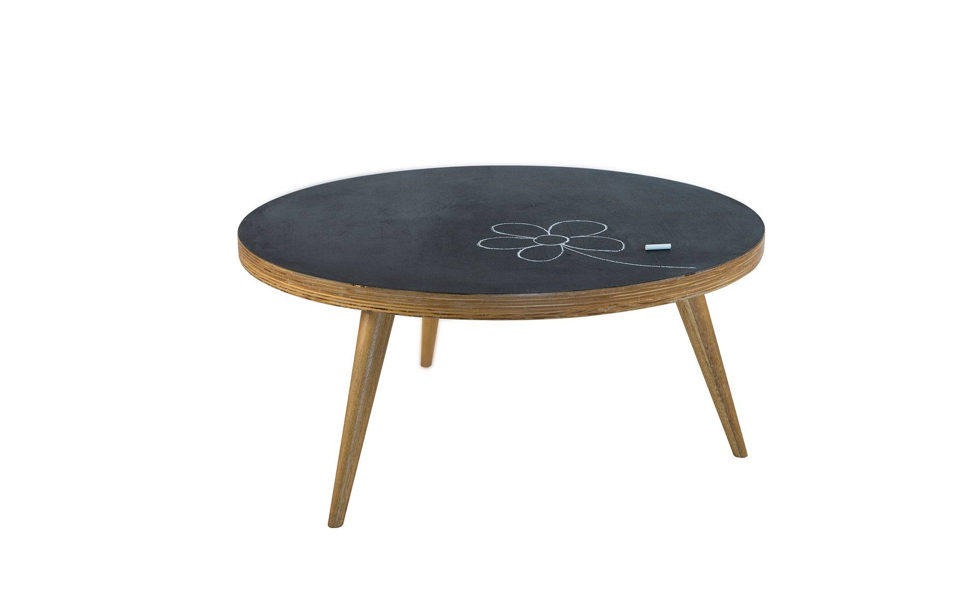 Kids Chalkboard Table – Mark Tuckey Regarding Kids Coffee Tables (View 15 of 30)