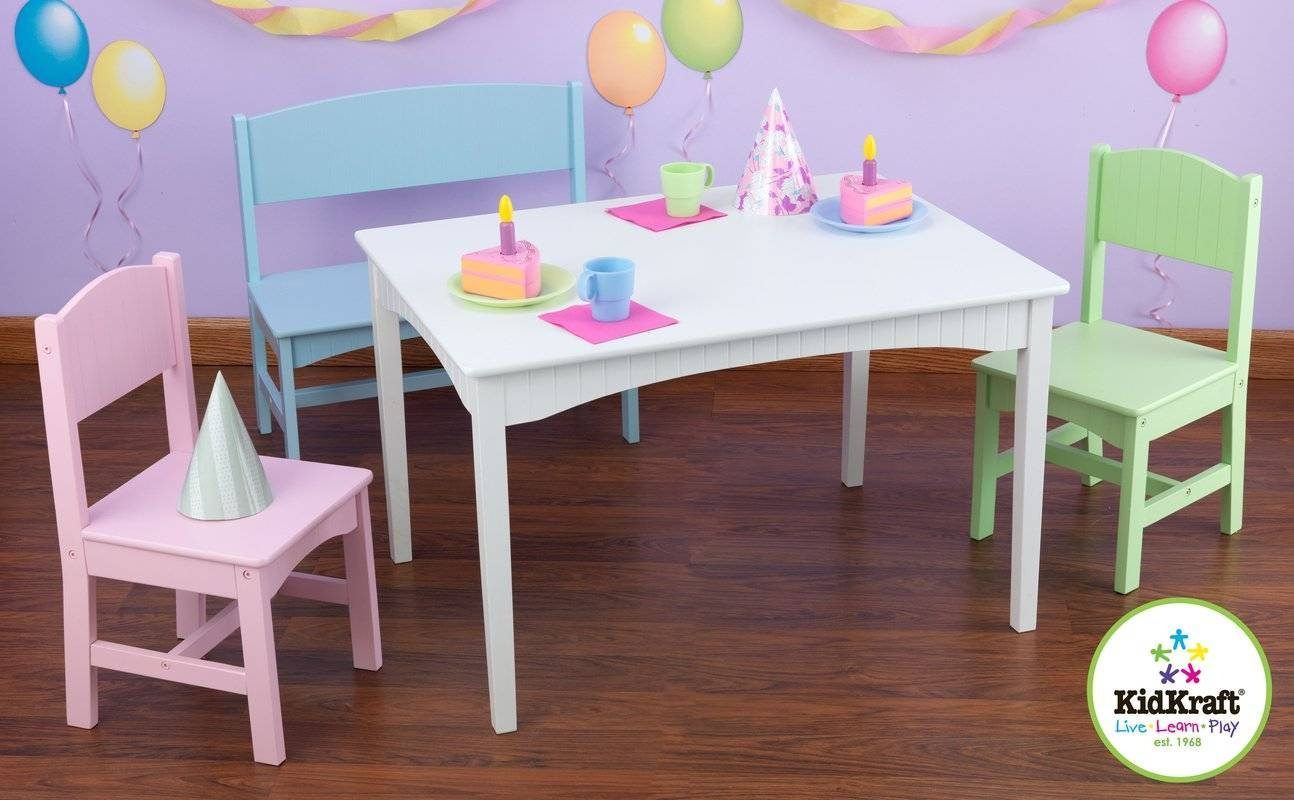 Kids' Table And Chairs You'll Love | Wayfair for Kids Coffee Tables (Image 18 of 30)