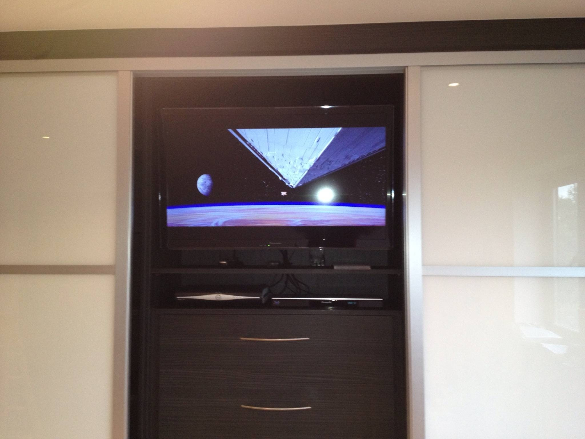 Kilner Joinery's Blog Page for Built in Wardrobes With Tv Space (Image 24 of 30)