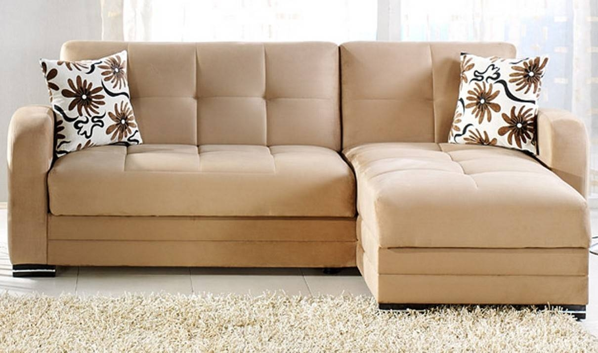 Kubo Convertible Sectional Sofa In Rainbow Dark Beigeistikbal in Convertible Sectional Sofas (Image 14 of 30)