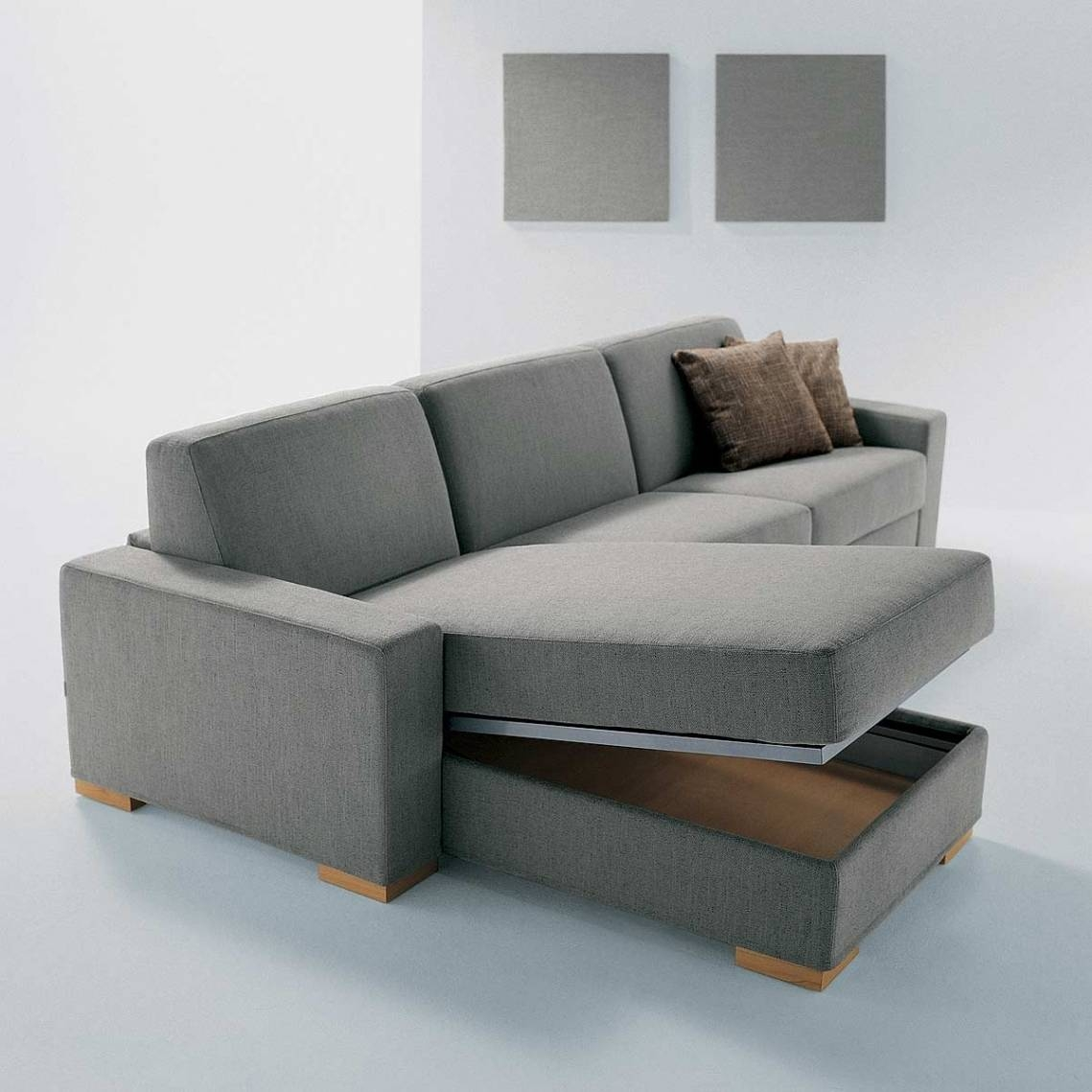 L-Shape Sofa Cum Bed. A Luxurious International Standard Corner in L Shaped Sofa Bed (Image 19 of 30)