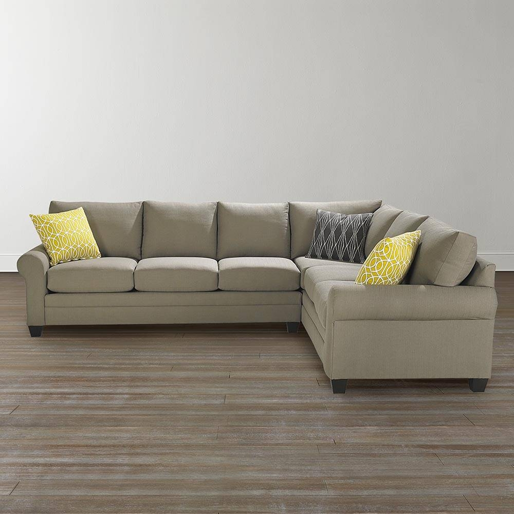 L Shaped Sectional Sofas - Leather Sectional Sofa with regard to Leather L Shaped Sectional Sofas (Image 17 of 30)