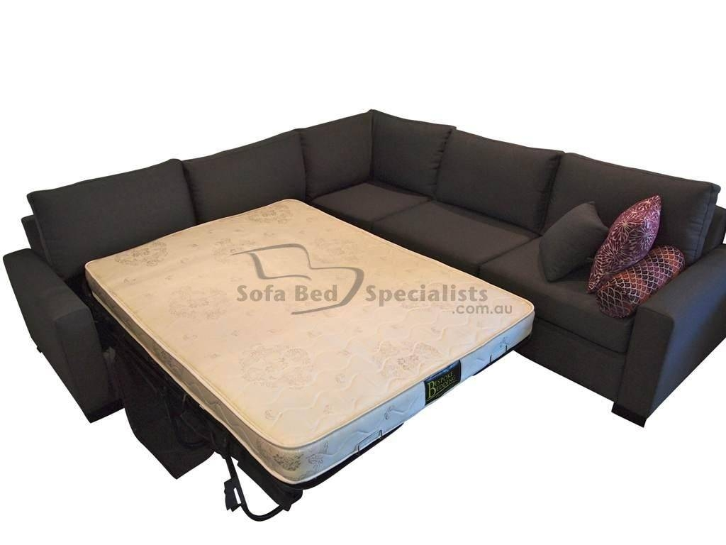 L Shaped Sofa Bed | Beds Decoration with regard to L Shaped Sofa Bed (Image 13 of 30)