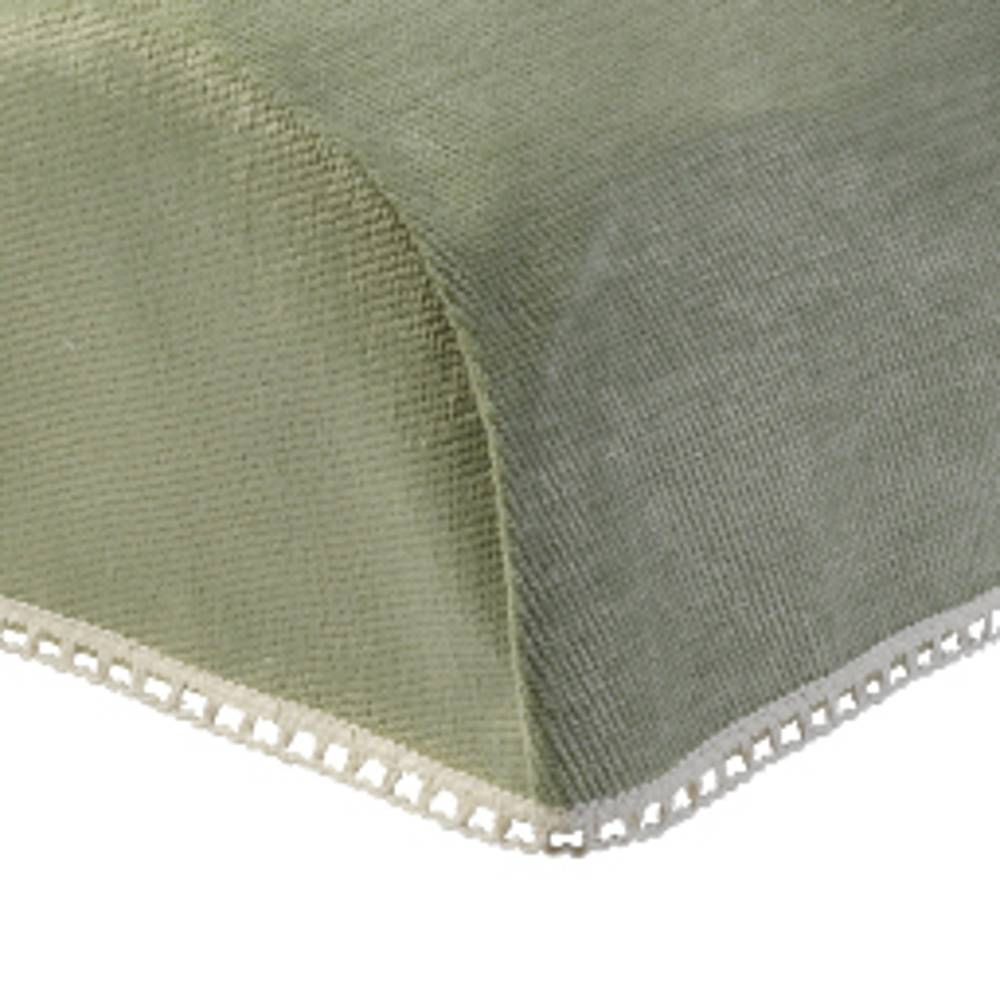 Lace Trim Chenille Round Arm Caps Standard Xl & Mini Chair regarding Sofa Arm Caps (Image 17 of 30)