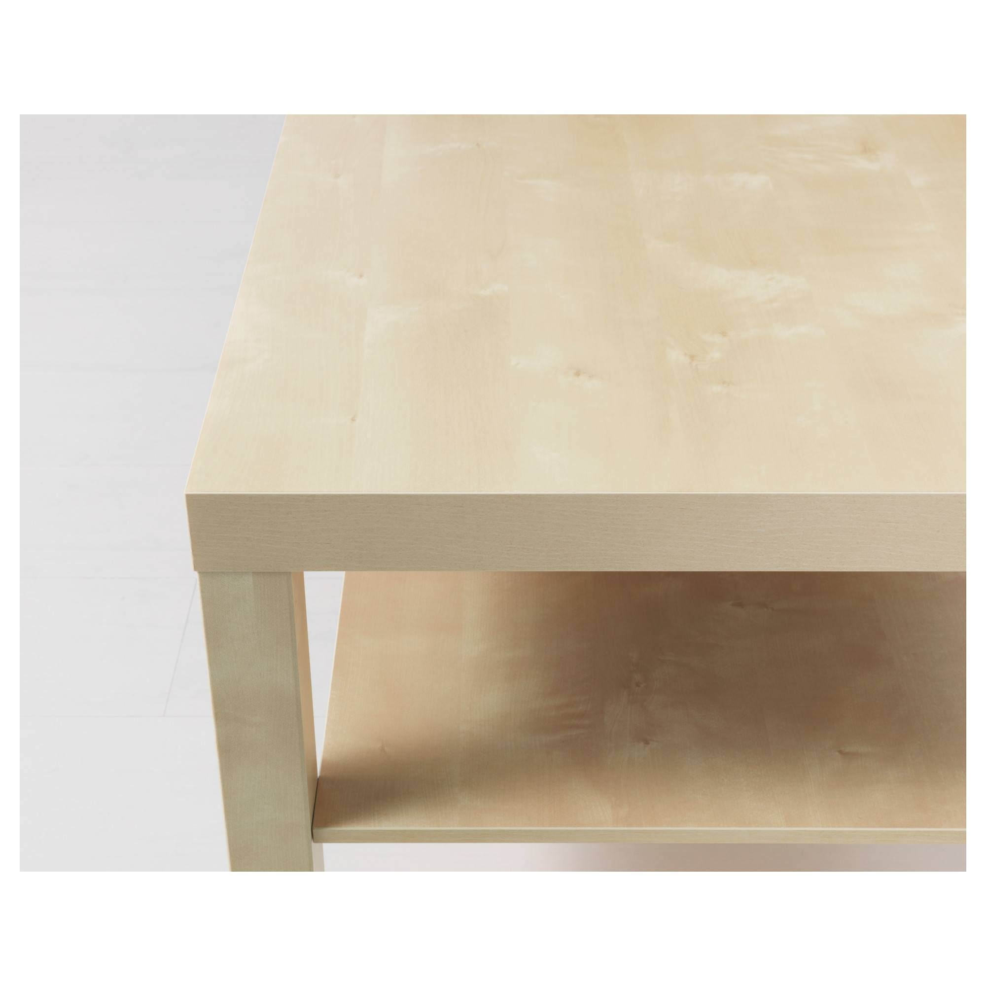 "Lack Coffee Table - Birch Effect, 35 3/8X21 5/8 "" - Ikea intended for Birch Coffee Tables (Image 16 of 30)"