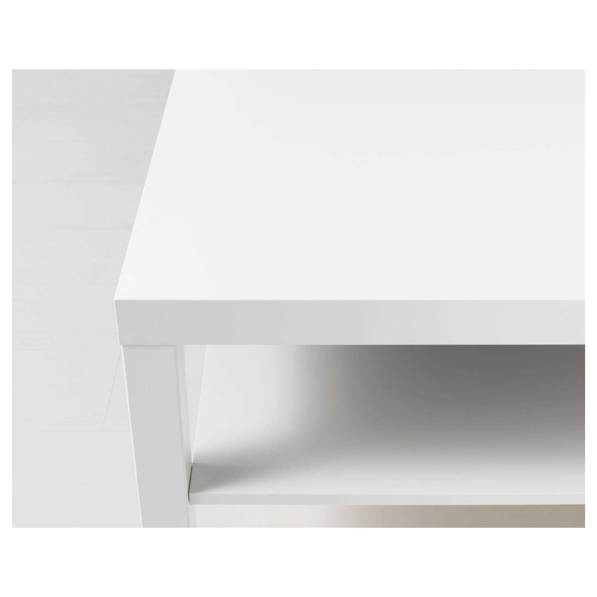Lack Coffee Table - Black-Brown - Ikea for White And Black Coffee Tables (Image 15 of 30)