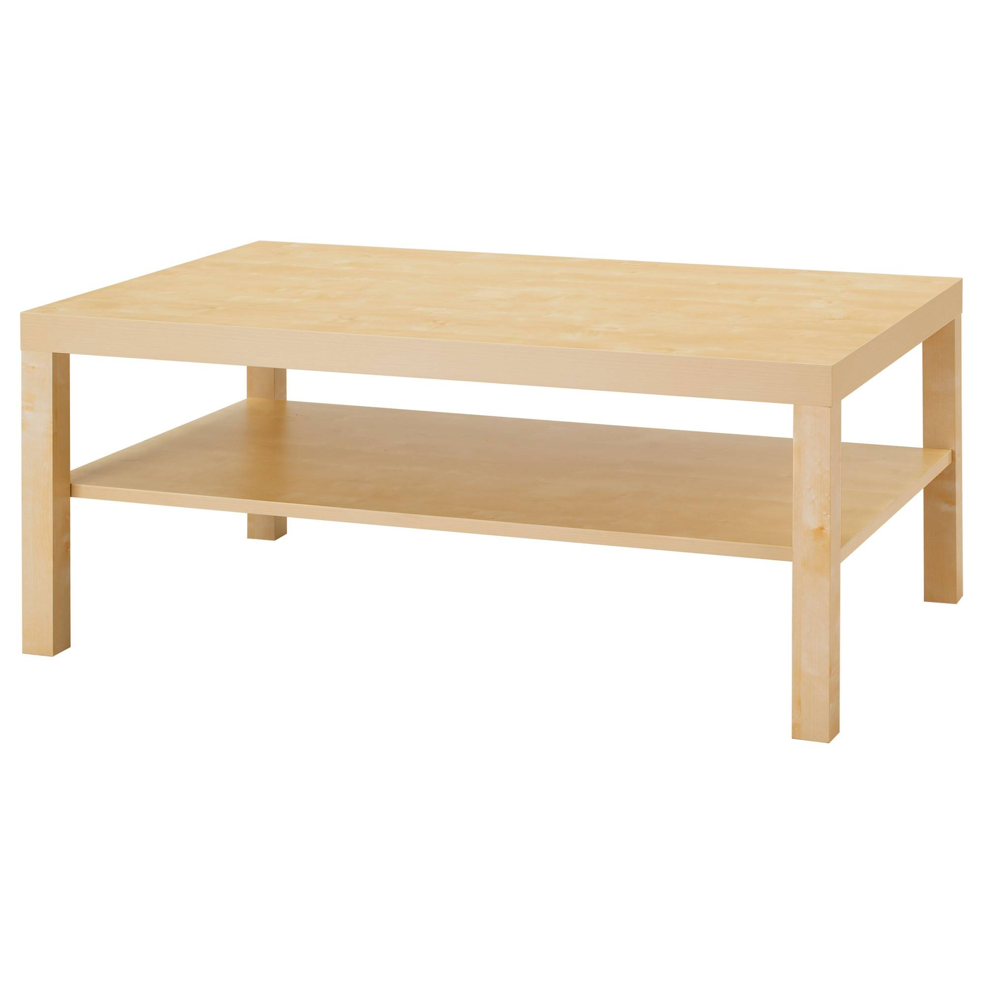 Lack Coffee Table - White - Ikea regarding Desk Coffee Tables (Image 12 of 30)