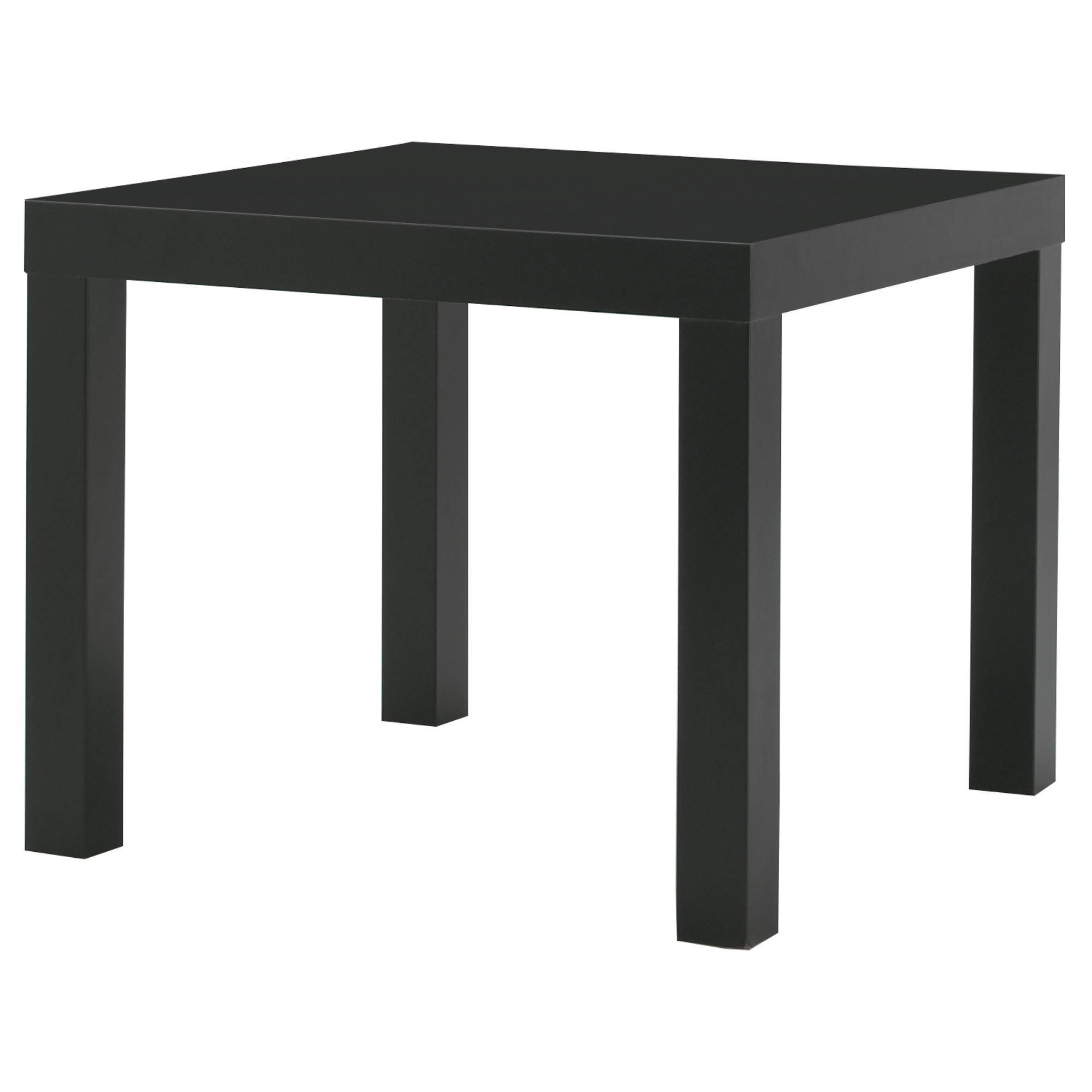 "Lack Side Table - Birch Effect, 21 5/8X21 5/8 "" - Ikea within Square Black Coffee Tables (Image 20 of 30)"