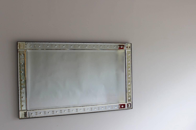 Landscape / Portrait Venetian Bevelled Mirror intended for Venetian Bevelled Mirrors (Image 8 of 25)