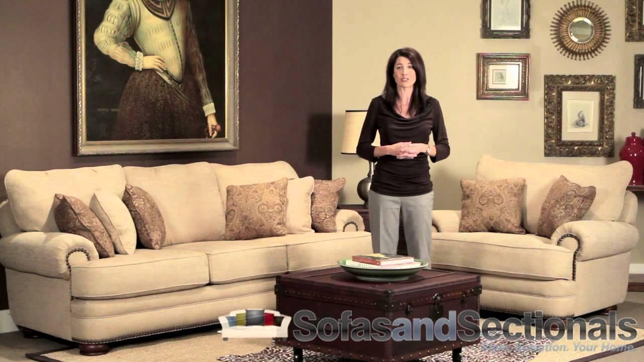 Lane 863 Stanton Sofa Group - Youtube in Lane Furniture Sofas (Image 19 of 25)
