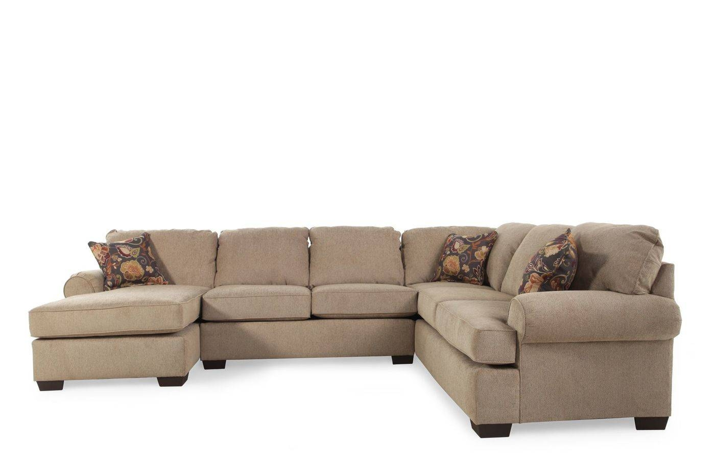 Lane Furniture Sectional Sofa - Hotelsbacau regarding 10 Foot Sectional Sofa (Image 20 of 30)