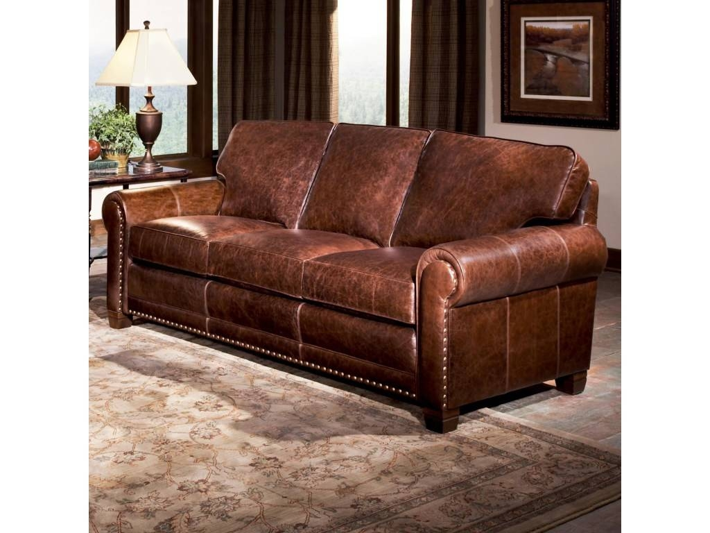 Lane Leather Sofa | Demand Sofas Set within Sofa Maryland (Image 3 of 25)