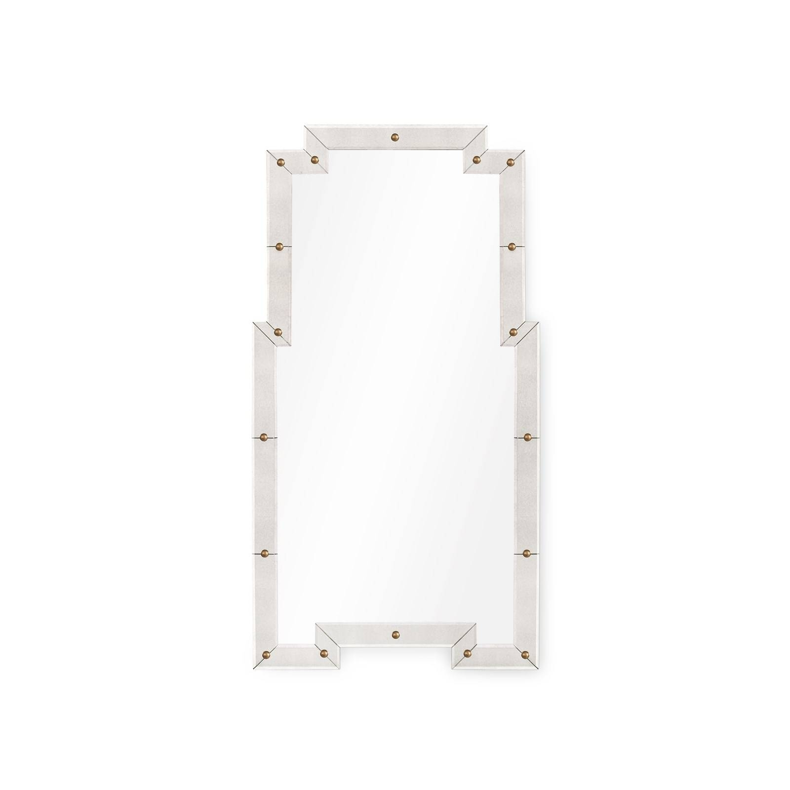 Lane Mirror - Small, Antique Mirror - Bungalow 5 regarding Small Antique Mirrors (Image 17 of 25)