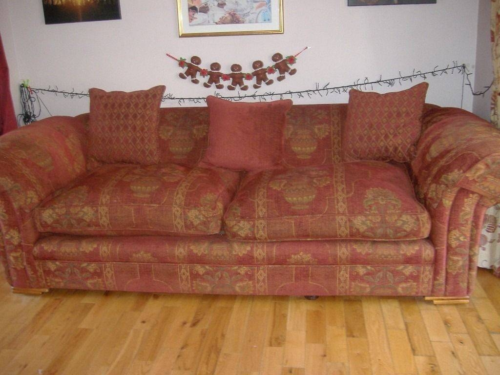 Large 4 Seater Sofa From Barker & Stonehouse | In Cramlington pertaining to Large 4 Seater Sofas (Image 19 of 30)