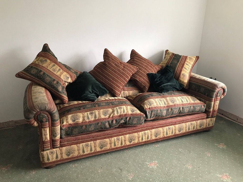 Large 4 Seater Sofa | In Hucknall, Nottinghamshire | Gumtree regarding Large 4 Seater Sofas (Image 24 of 30)