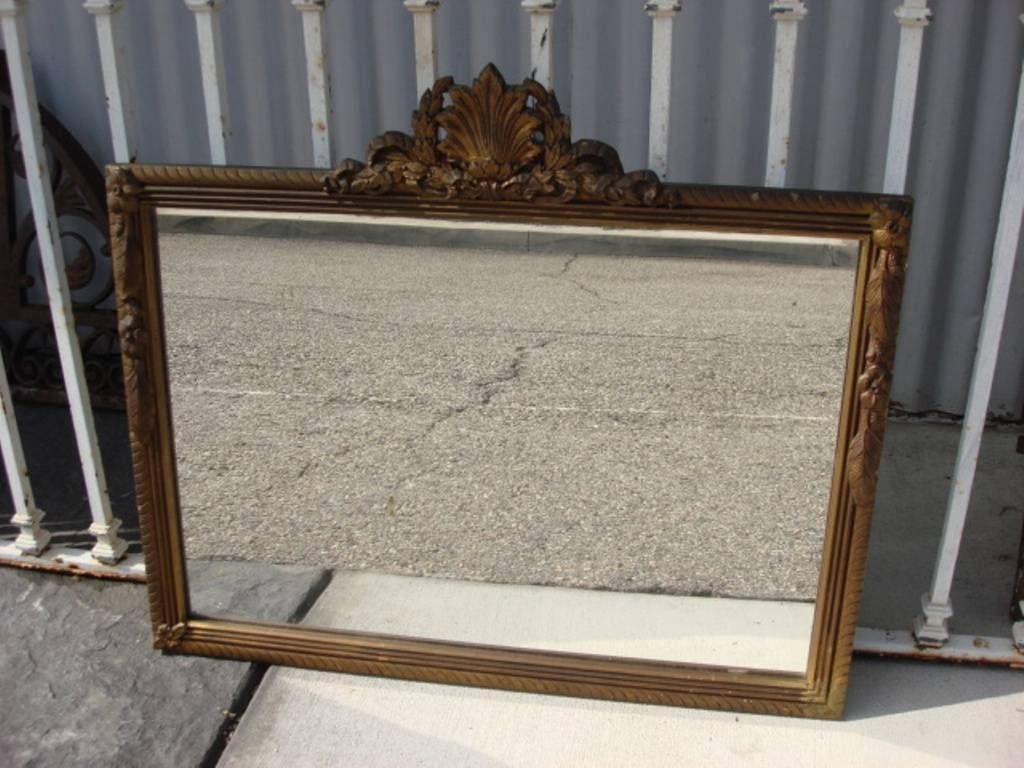 Large Antique Wall Mirrors Ornate Frame : Doherty House Within Ornate Wall Mirrors (View 17 of 25)