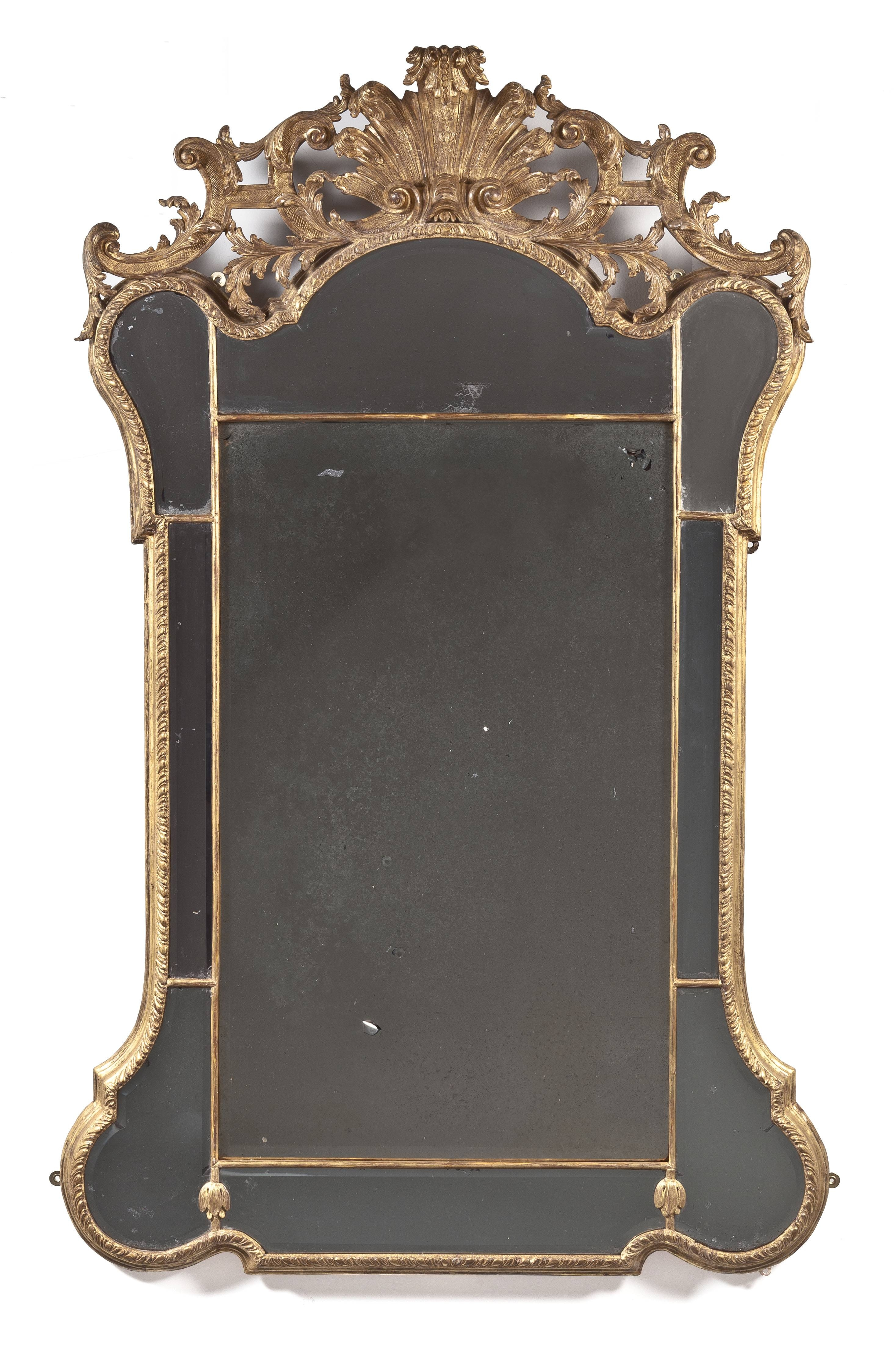 Large Baroque Mirror | Clinton Howell for Baroque Mirrors (Image 18 of 25)