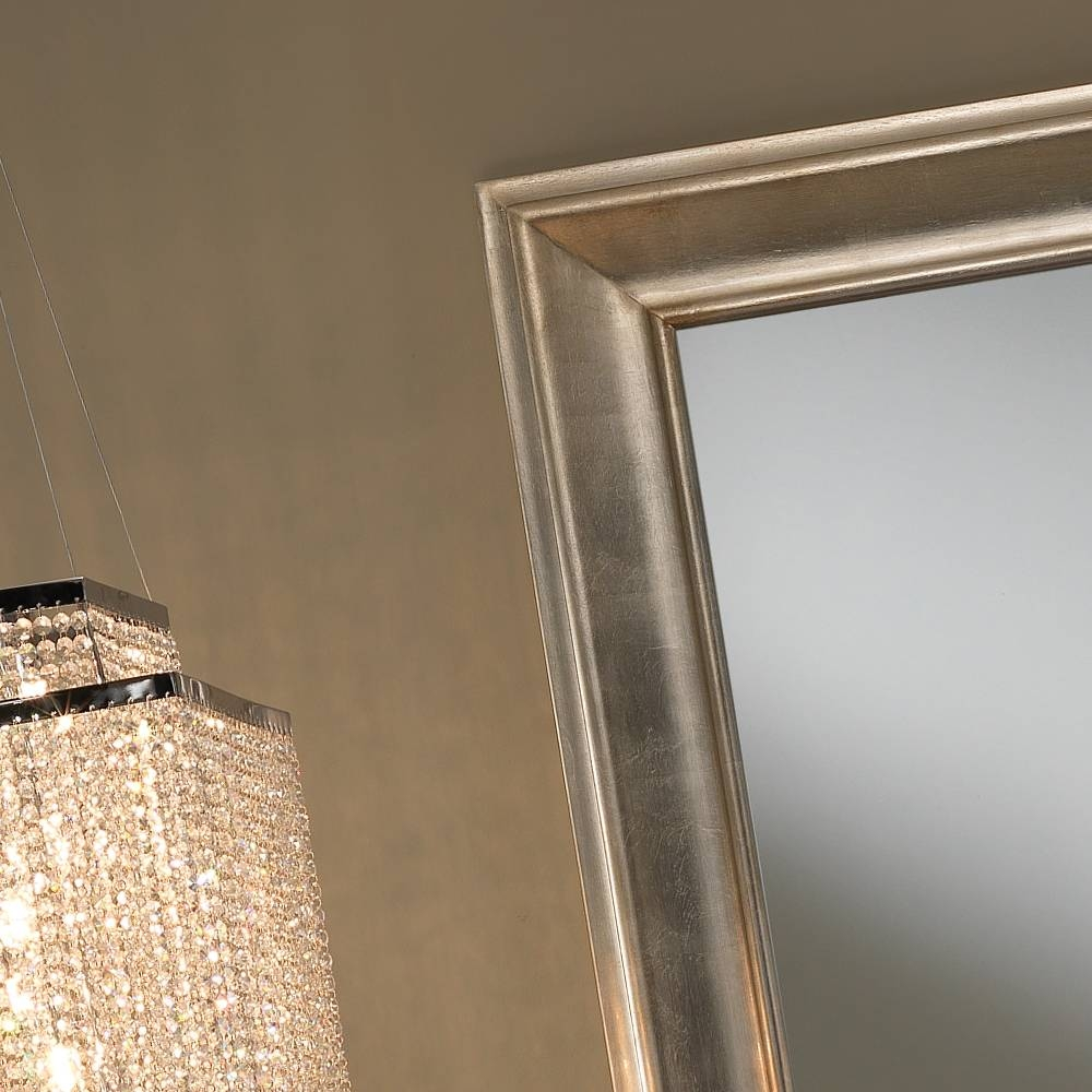 Large Champagne Leaf Wall Mirror | Juliettes Interiors - Chelsea inside Champagne Wall Mirrors (Image 14 of 25)