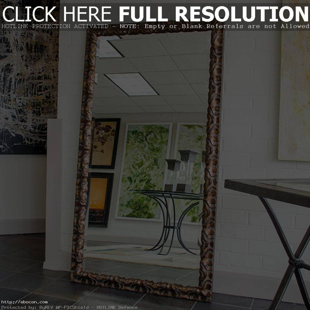 Large Decorative Mirrors | Decorating Ideas pertaining to Full Length Decorative Mirrors (Image 20 of 25)