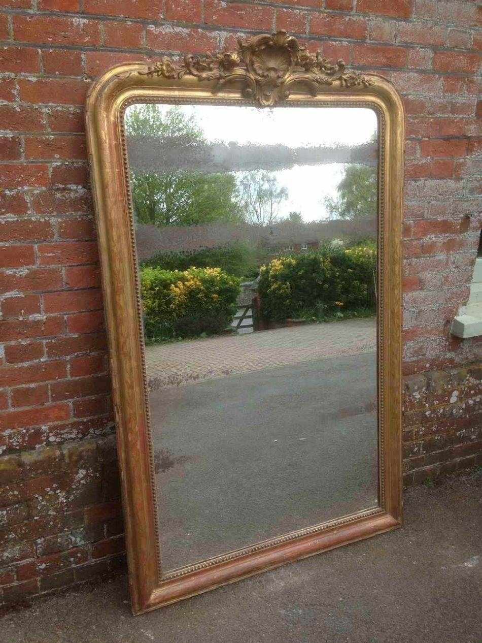 Large Floor Standing Mirror – Laferida within French Floor Standing Mirrors (Image 25 of 25)