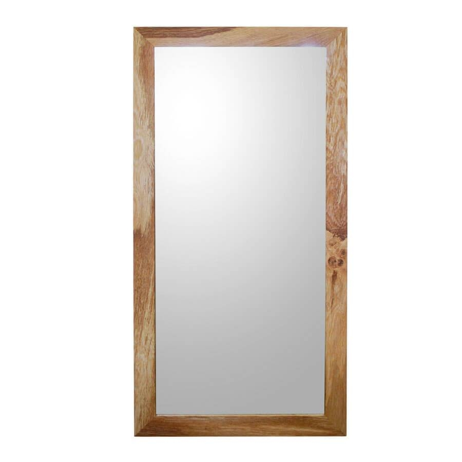 Large Framed Mirrors Oak : Doherty House - Large Framed Mirrors Ideas regarding Large Oak Framed Mirrors (Image 4 of 25)