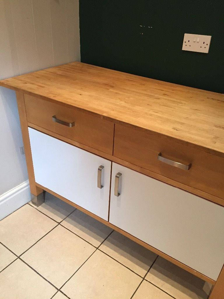 Large, Free Standing Kitchen Sideboard | In Stretford, Manchester for Free Standing Kitchen Sideboards (Image 20 of 30)