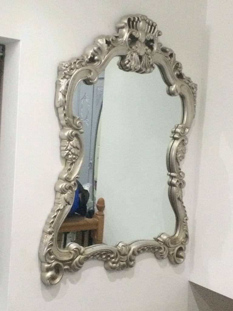 Large French Style Mirror | In Braintree, Essex | Gumtree Intended For Large French Style Mirrors (View 17 of 25)