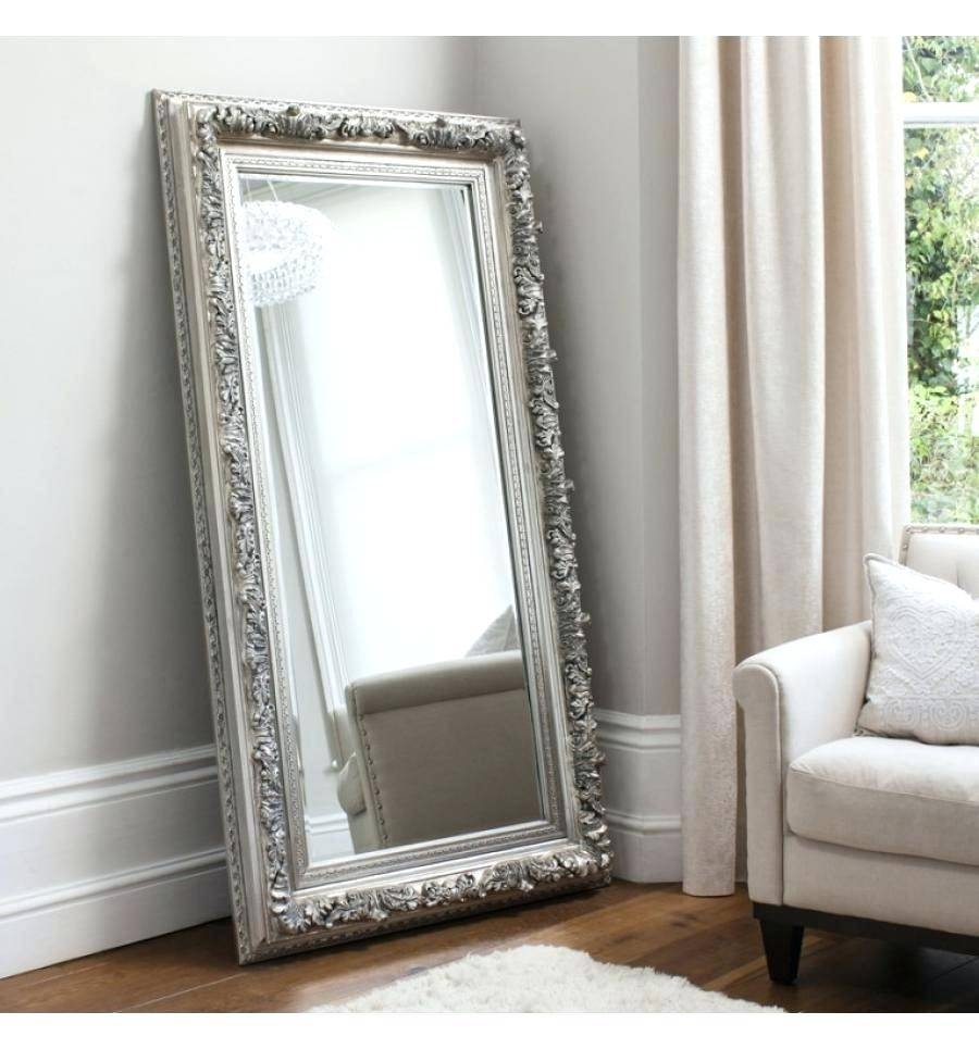Large Full Length Mirror Cheap Body – Shopwiz regarding Large Floor Length Mirrors (Image 22 of 25)