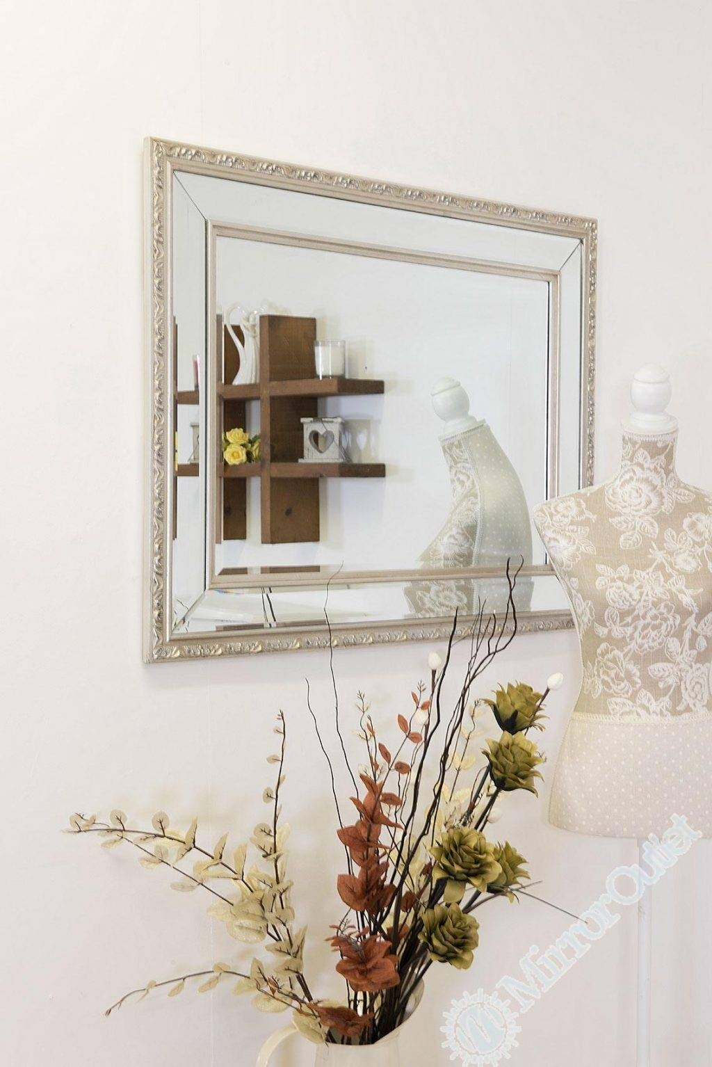Large Glass Bevelled Wall Mirror 115 Cool Ideas For Alison Black Within Large Glass Bevelled Wall Mirrors (View 12 of 25)