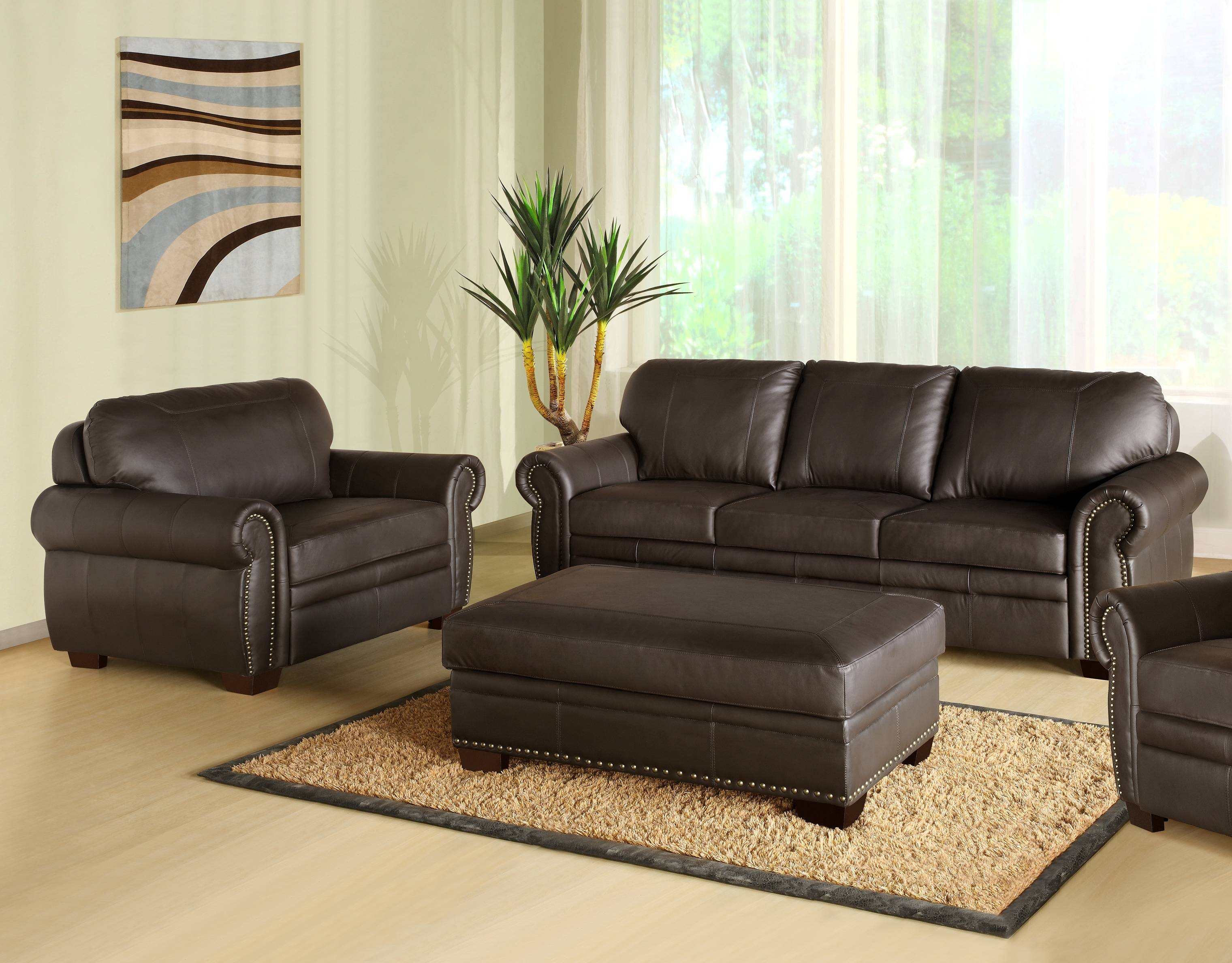 Large Leather Sofas And Montana Large Leather Sofa | The English for Large Sofa Chairs (Image 16 of 30)