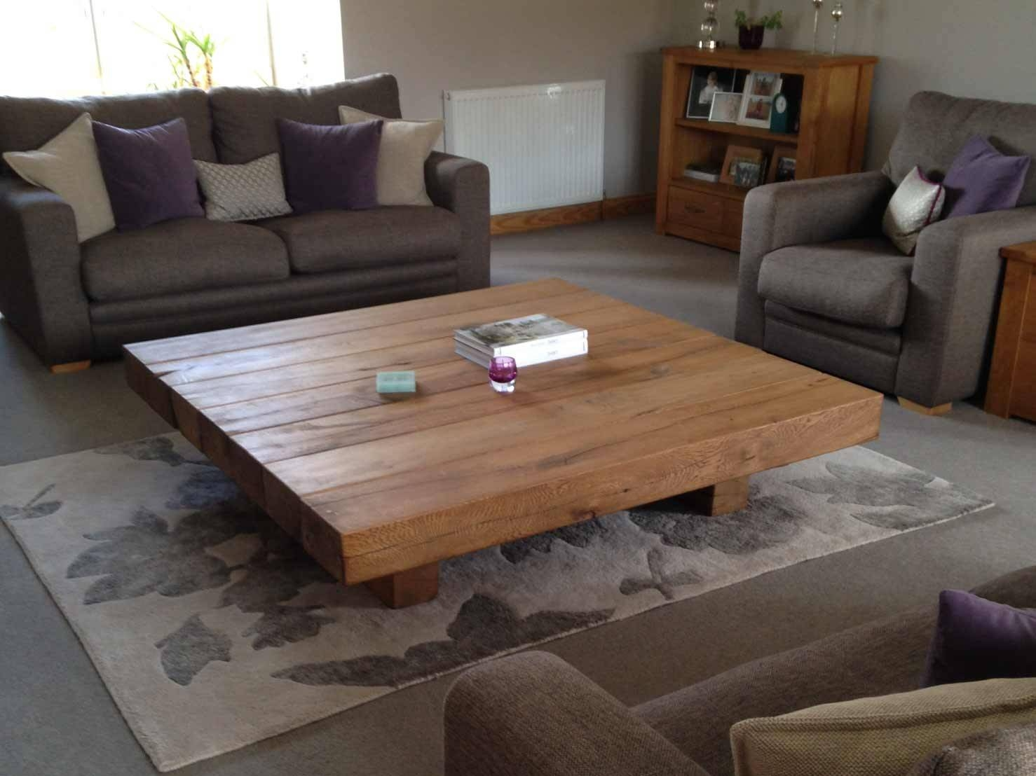 Large Low Coffee Table | Abacus Tables Regarding Large Low Coffee Tables (View 10 of 15)