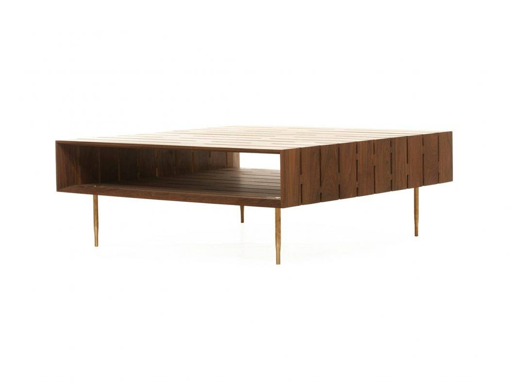 Large Low Coffee Table Tables Wooden Transformed Into Working / Thippo with Large Low Square Coffee Tables (Image 16 of 30)