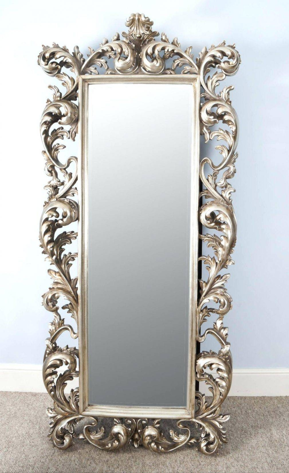 Large Mirrored Frames – Amlvideo Intended For Big Vintage Mirrors (View 16 of 25)