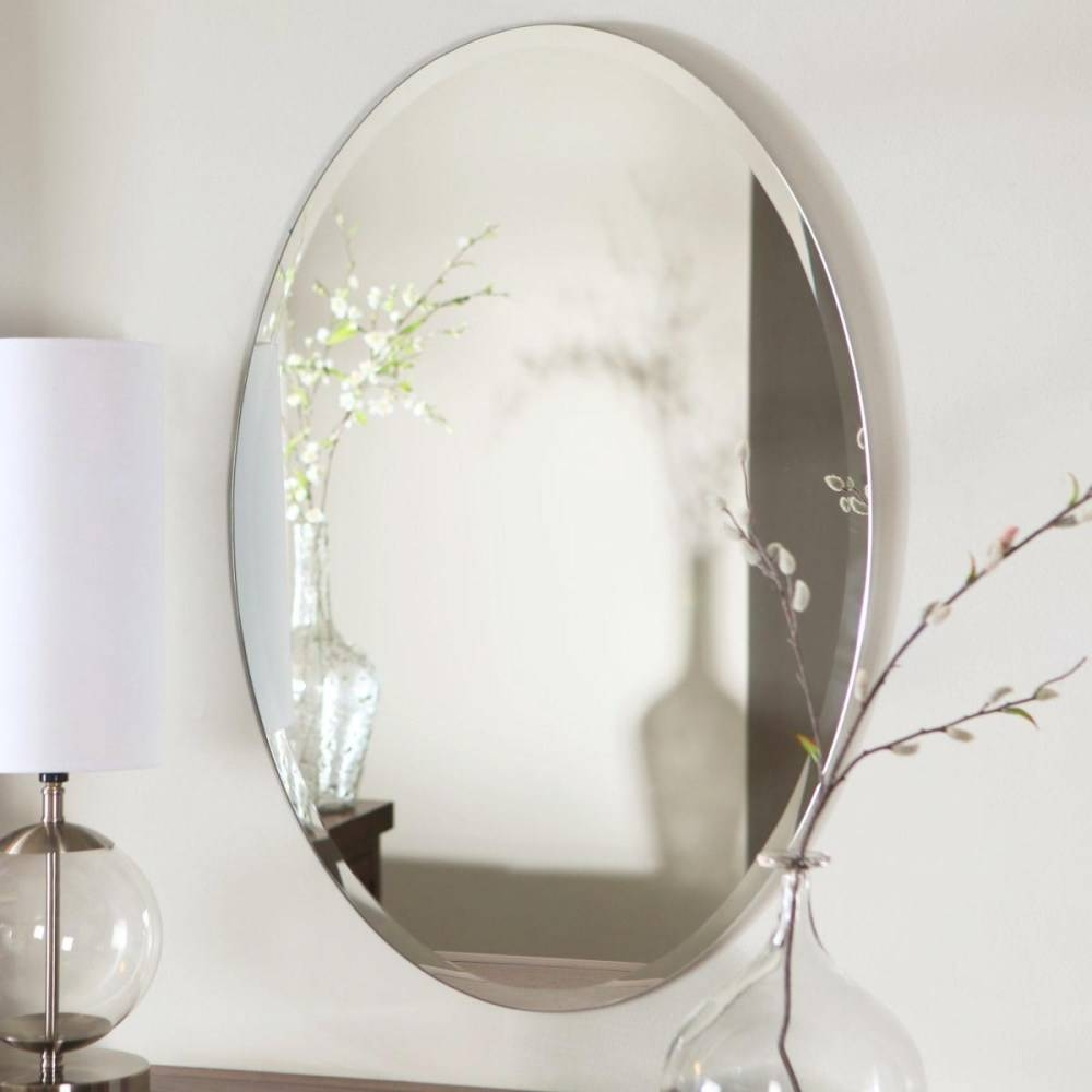 Large Oval Bathroom Mirrors | Home Design Ideas throughout Large Oval Mirrors (Image 12 of 25)