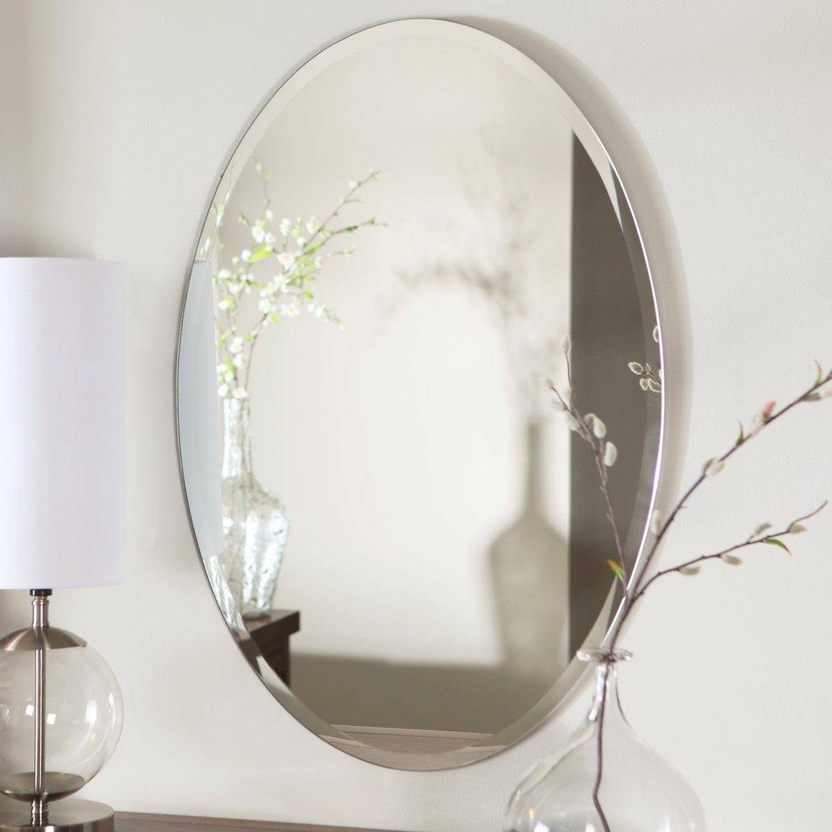 Large Oval Mirrors For Bathroom Walls | Home inside Oval Mirrors for Walls (Image 12 of 25)
