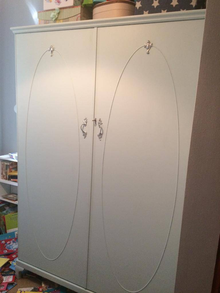 Large Shabby Chic Wardrobe | In Stenhousemuir, Falkirk | Gumtree pertaining to Large Shabby Chic Wardrobes (Image 6 of 15)