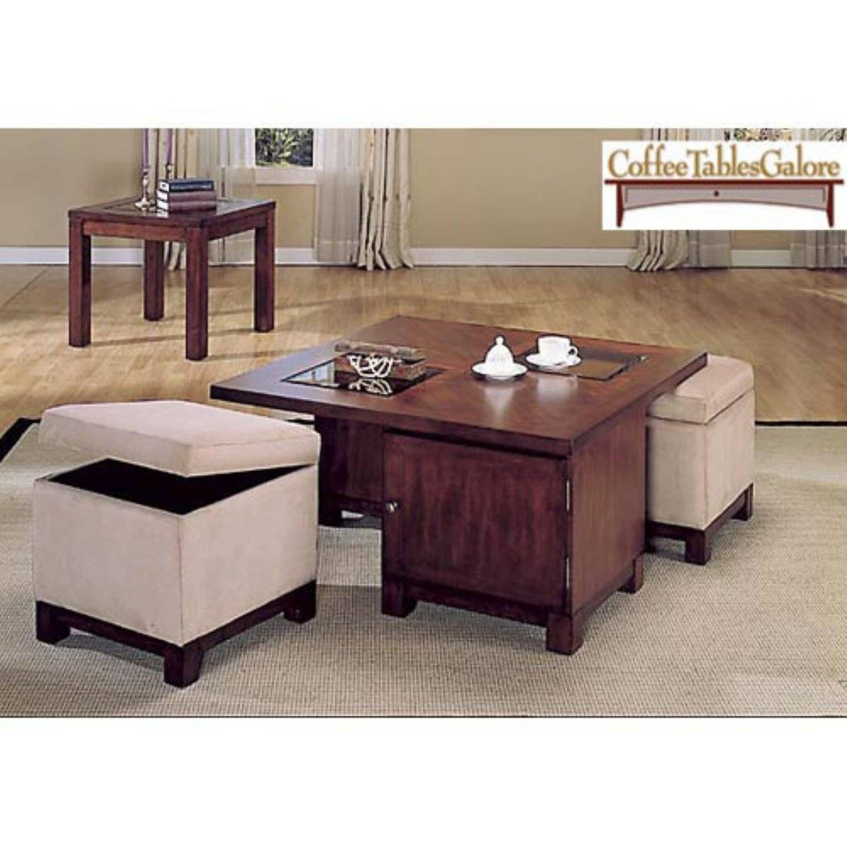 Large Square Coffee Tables | Coffeetablesmartin - Tables And intended for Large Square Coffee Tables (Image 17 of 30)