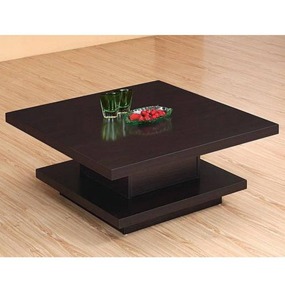 Large Square Glass Top Coffee Table - Jericho Mafjar Project in Square Black Coffee Tables (Image 22 of 30)