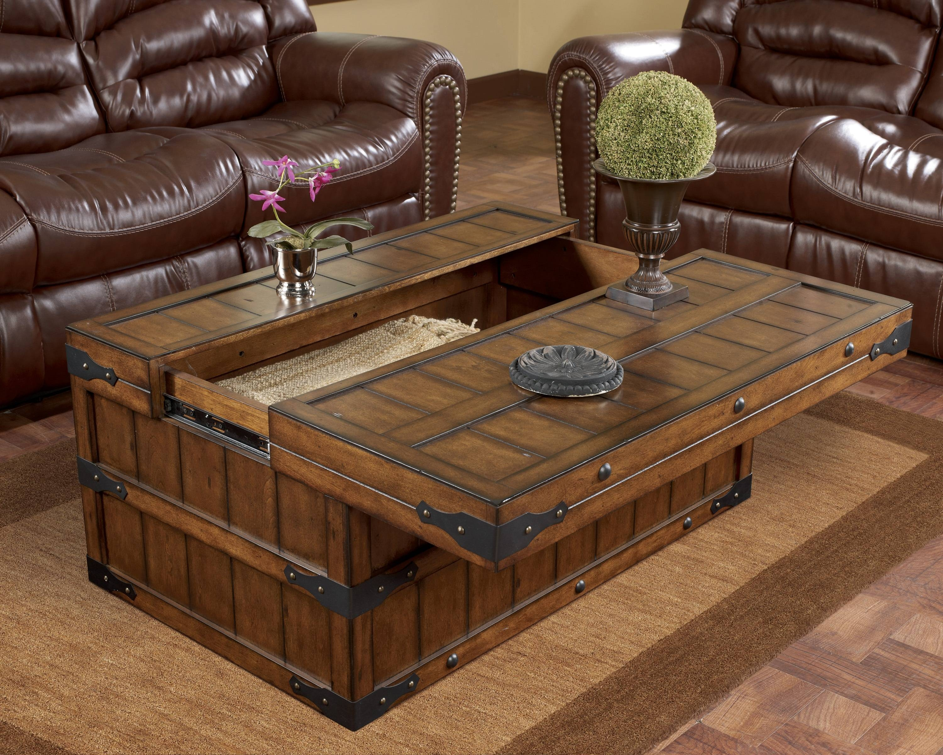 12 The Best Coffee Table With Storage