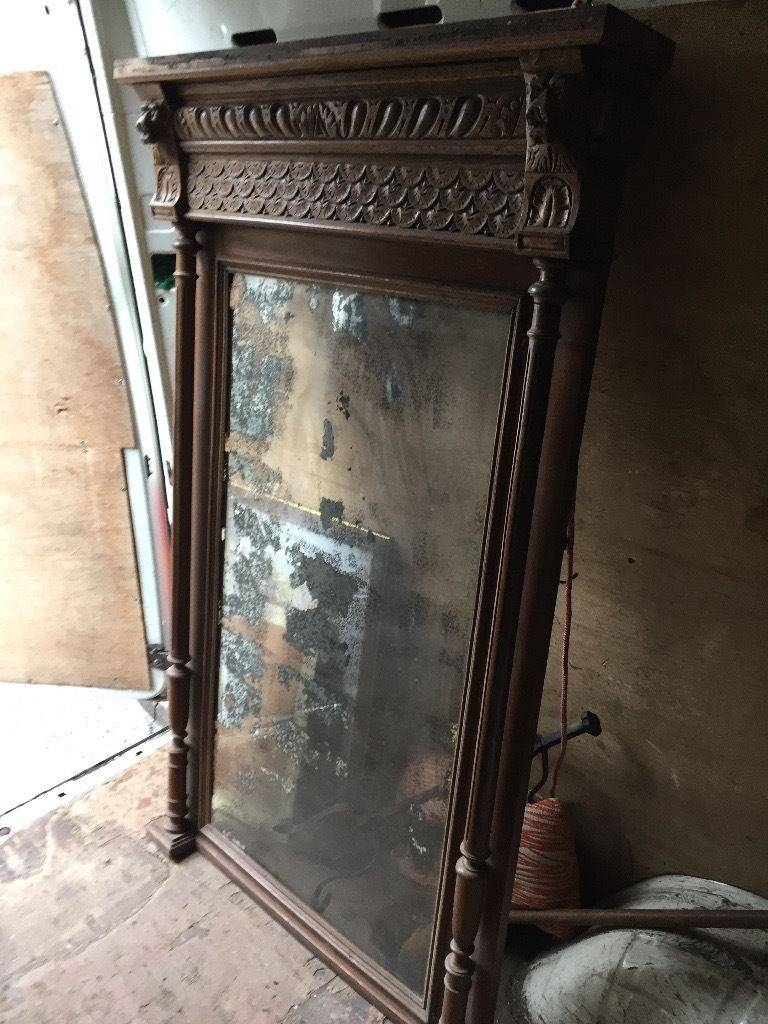 Large Vintage Mirrors | In Tonypandy, Rhondda Cynon Taf | Gumtree Throughout Large Vintage Mirrors (View 13 of 25)
