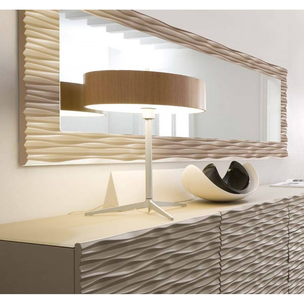 Large Wall Mirrors Tips To Place The Mirror In The Right Style And with Massive Wall Mirrors (Image 16 of 25)