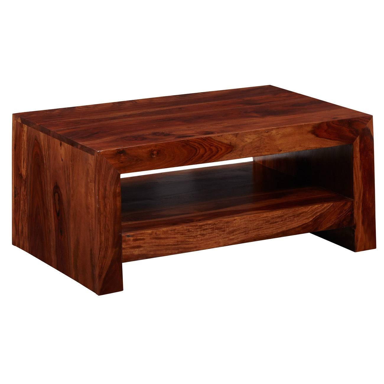 2019 Latest Chunky Rustic Coffee Tables