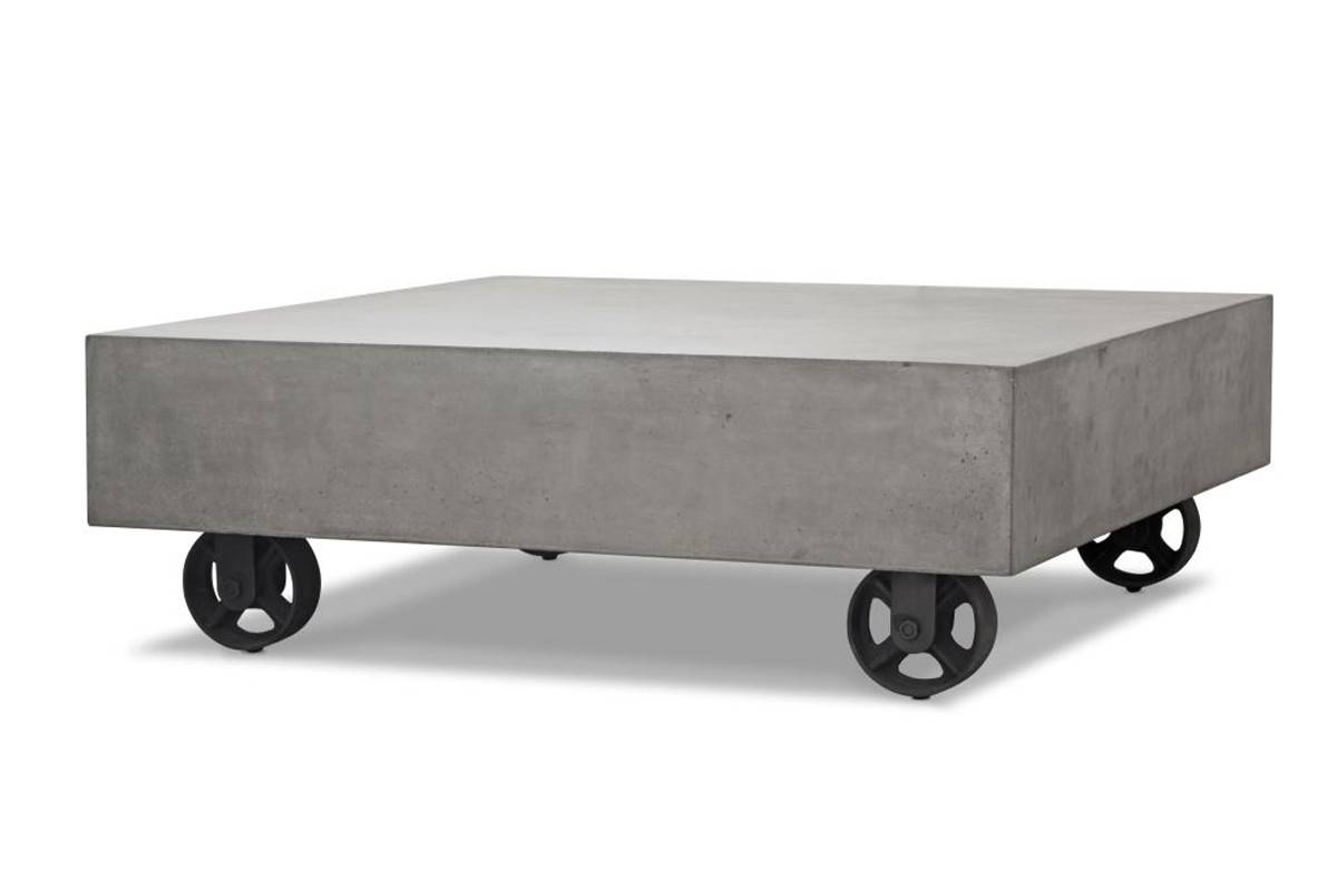 Latest Design Modern Coffee Table Furniture For Your Living Room pertaining to Coffee Tables With Wheels (Image 26 of 30)