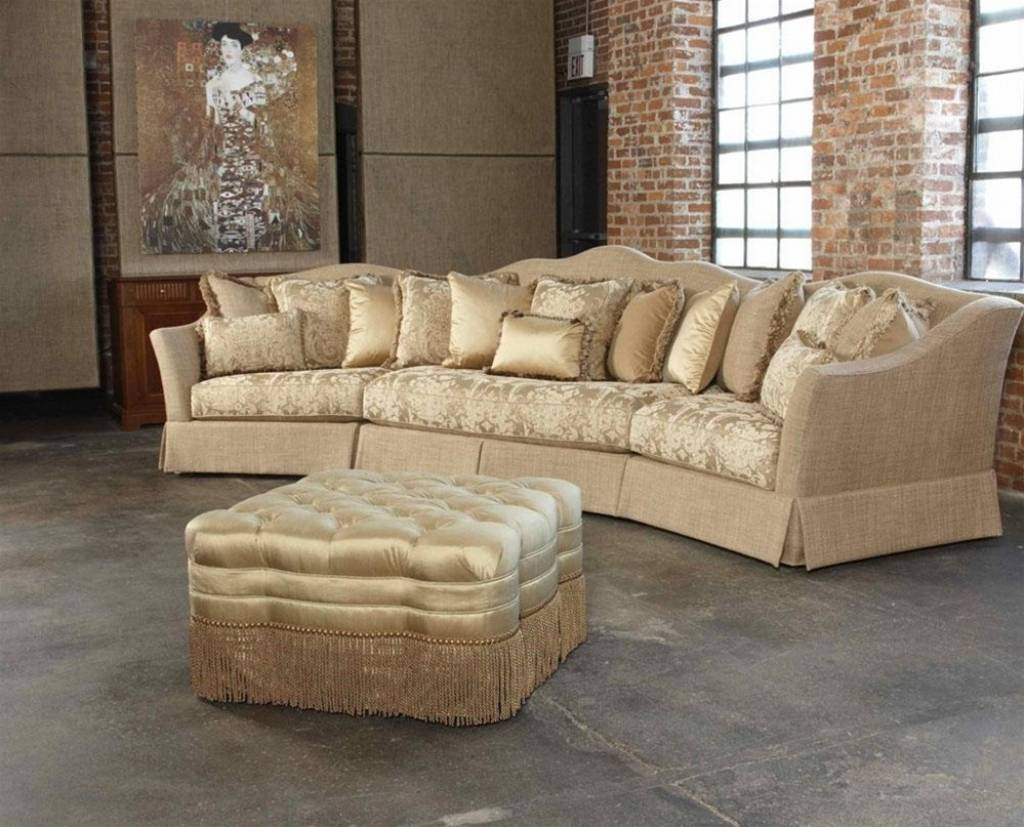 Leather And Fabric Sofa Mix. Cheap Hinsdale Sectional Sofa Weston intended for Leather and Cloth Sofa (Image 12 of 25)