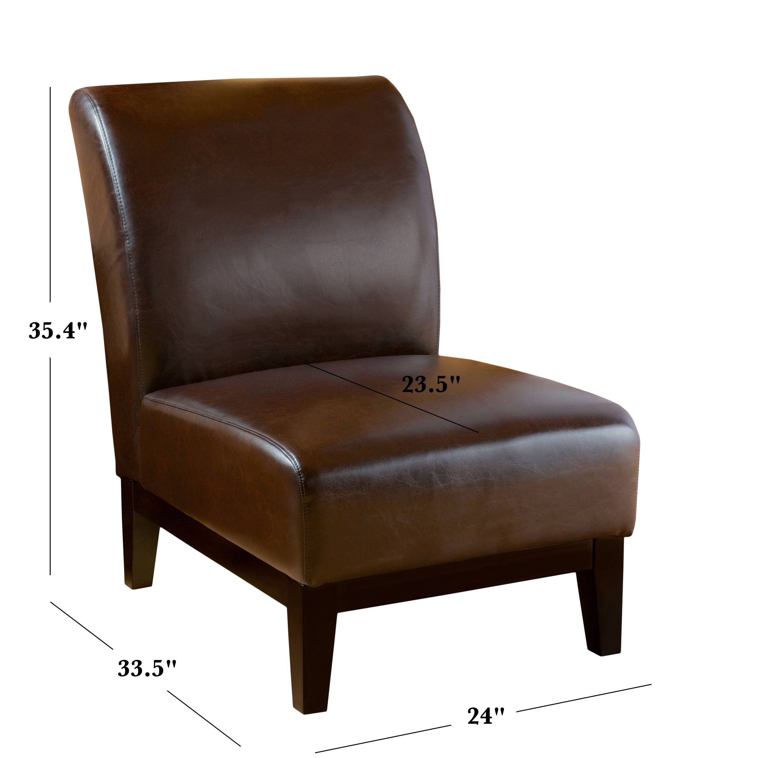 Leather Chairs with regard to Heel Chair Sofas (Image 22 of 30)