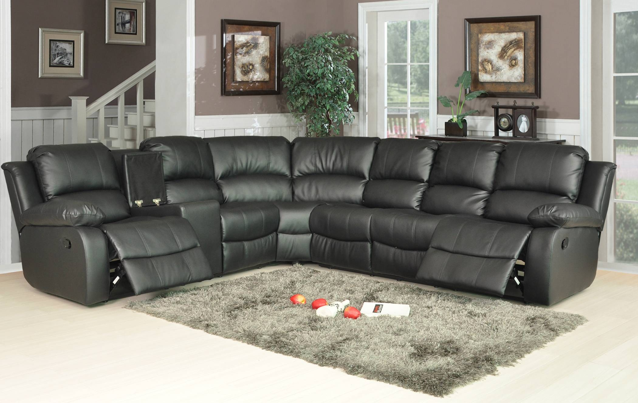 Leather Corner Sofas Groups In A Range Of Styles Entrancing inside Leather Corner Sofas (Image 21 of 30)